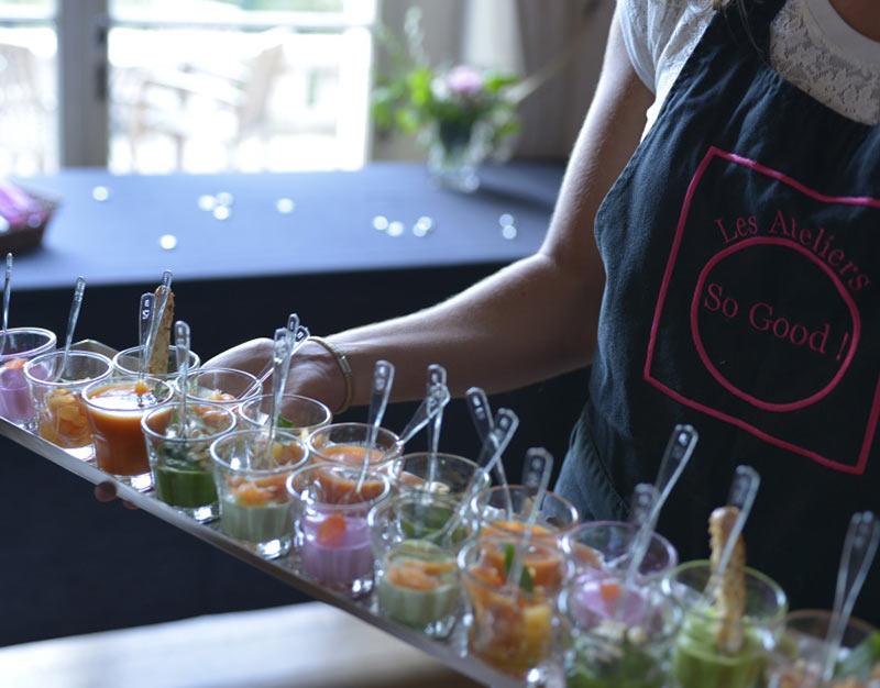 Cours de cuisine brabant wallon les ateliers de la villa - Cours de cuisine bruxelles ...
